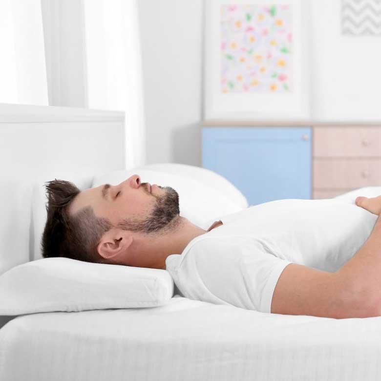 Подходящ матрак за спящия по гръб